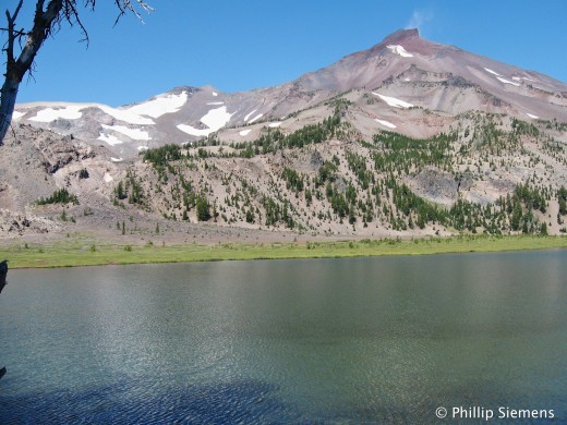 Green Lakes, South Sister